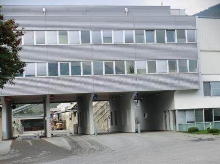 Industriegebäude Bx